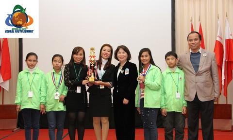 Giới trẻ phấn khích tham gia GYS Mùa đông 2015
