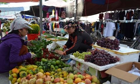 Một ngày khám phá phiên chợ Gốc ở Thái Bình