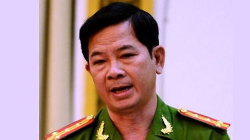 Cách hết chức vụ Đảng với nguyên Trưởng Công an huyện Bình Chánh