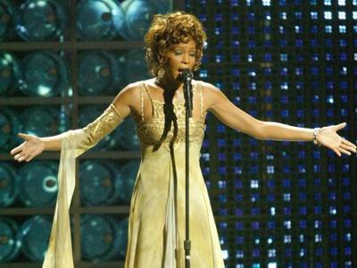 Thời trang của Whitney Houston