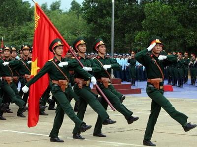 Cần hiến định sự lãnh đạo của Đảng đối với quân đội