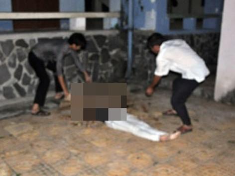 Nữ sinh chết thảm tại giảng đường