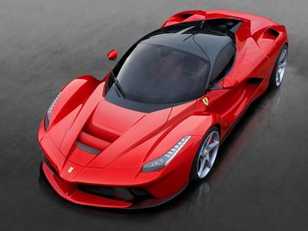 Ferrari tự tay thiết kế LaFerrari