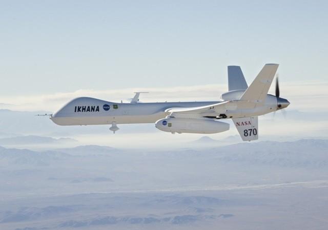 Hé lộ UAV mới của Mỹ