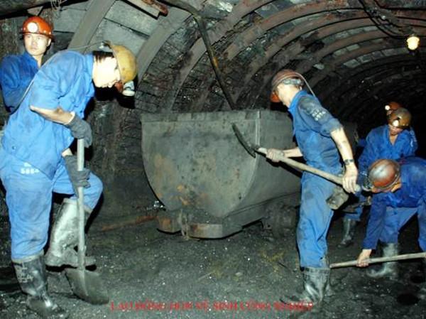 Sáng tạo trẻ ngành than
