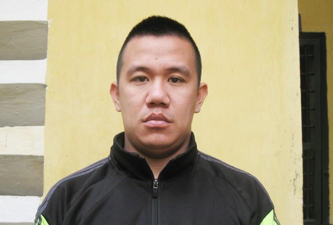 Đối tượng Nguyễn Việt Anh tại cơ quan điều tra