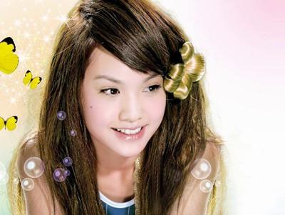 Biến hóa tóc cùng 'công chúa' Dương Thừa Lâm