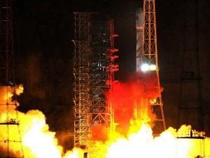 Trung Quốc phóng thành công hai vệ tinh dẫn đường