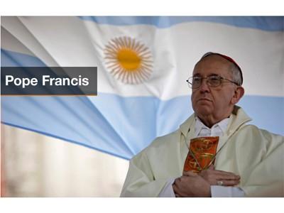 Tân Giáo hoàng người Argentina gây bất ngờ