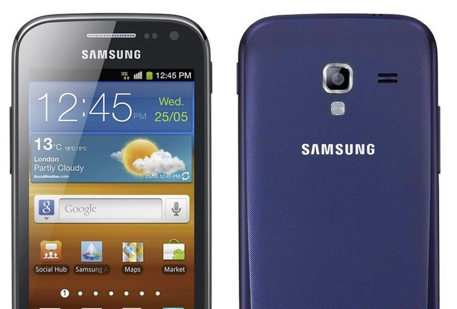 'Hậu duệ' của Samsung Galaxy Mini và Ace lộ diện