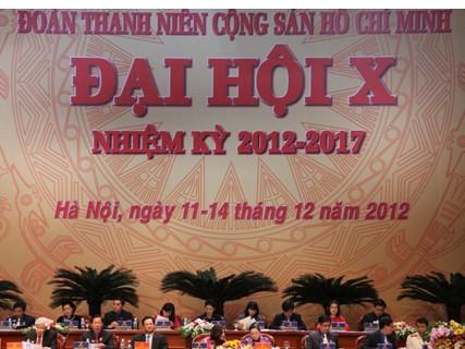 Toàn văn phát biểu của đồng chí Huỳnh Đảm tại Đại hội Đoàn toàn quốc lần thứ X