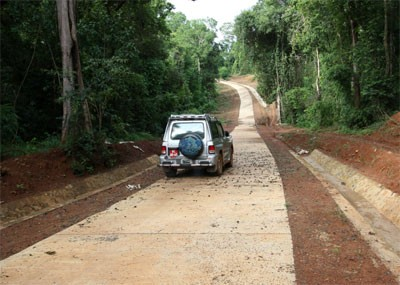 Quy hoạch chi tiết xây dựng đường tuần tra biên giới