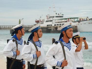 Lính Trường Sa được ưu tiên vào trường quân đội
