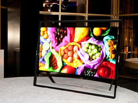 'Siêu' tivi 85-inch của Samsung giá 40 ngàn USD