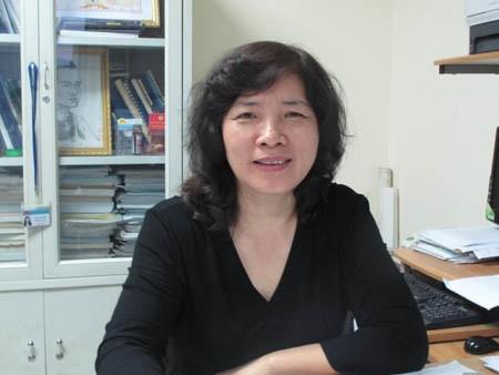 Bà Trần Thị Huệ
