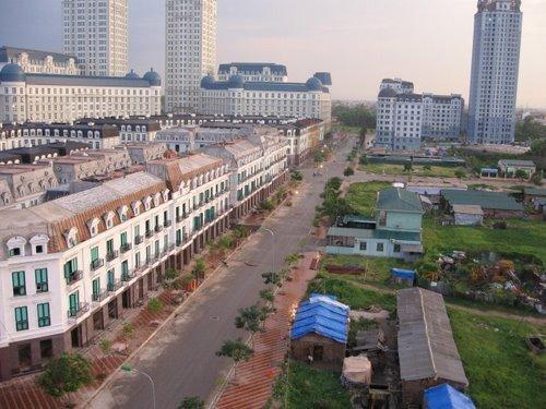 Giá nhà, đất huyện Từ Liêm trước ngày lên quận