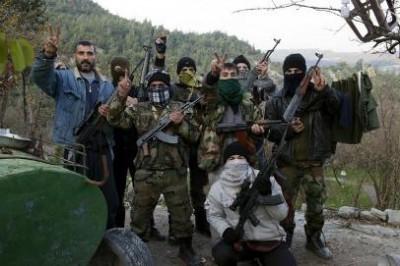 Đặc nhiệm Mỹ ngấm ngầm đào tạo 'Quân đội Syria tự do'