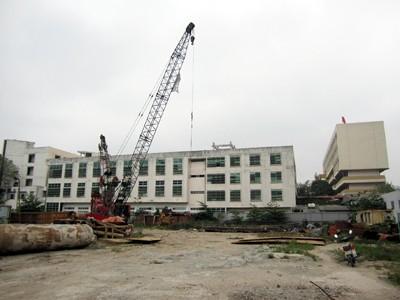 """Dự án Hongkong Tower vẫn """"đắp chiếu"""", doanh nghiệp nợ đọng hơn 40,6 tỷ đồng tiền sử dụng đất"""