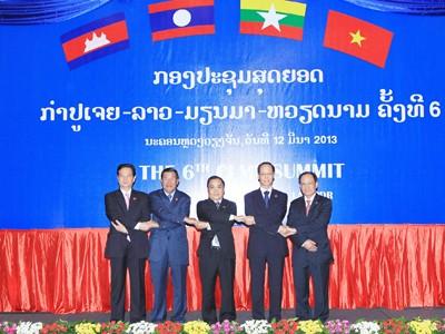 Việt Nam - Lào và Campuchia đẩy mạnh hợp tác