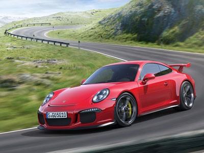 Geneva 2013: Porsche GT3 thu hút mọi ánh nhìn