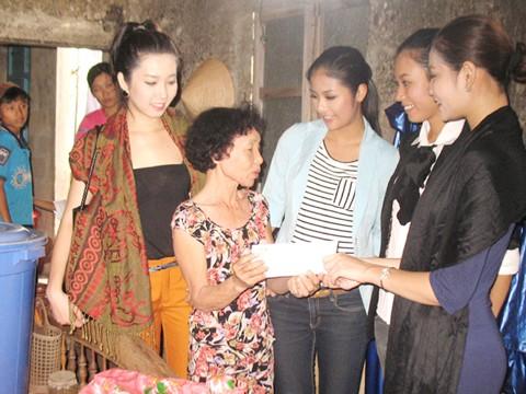Báo Tiền Phong  không liên quan đến chương trình Hội ngộ Hoa hậu Việt Nam 2010
