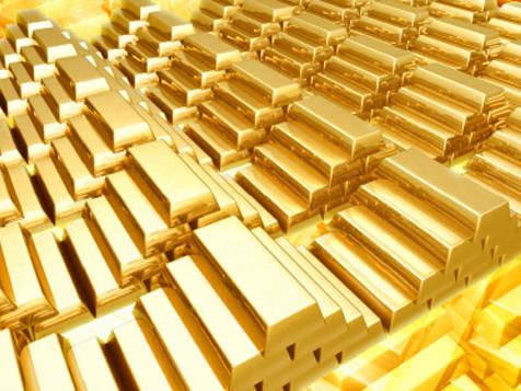 Vàng tăng vọt trên 45,2 triệu đồng/lượng