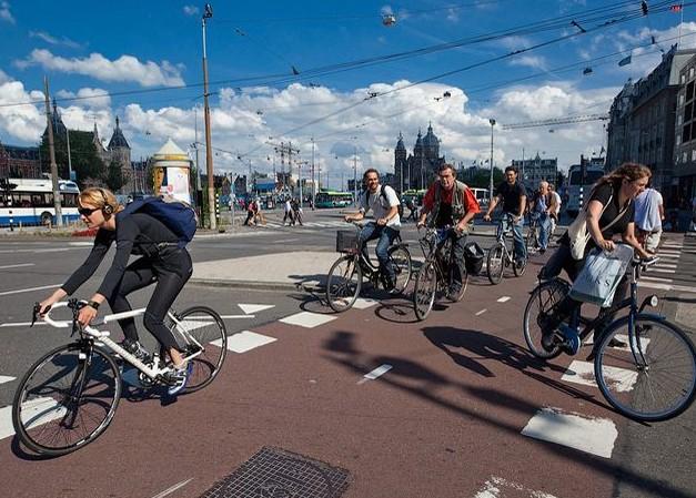 Khám phá thủ đô nhiều xe đạp nhất thế giới