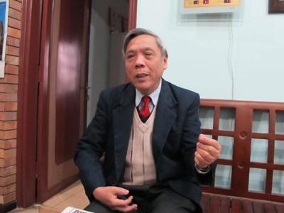PGS - TS Nguyễn Trọng Phúc  Ảnh: P.Sưởng