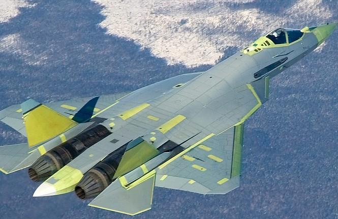 Nga gây sốc với tuyên bố trang bị 600 chiếc Sukhoi tàng hình T-50