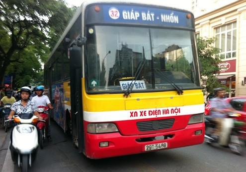 Không dừng thẻ thông minh trên xe buýt