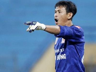 Chàng thủ môn... không biết chữ của bóng đá Việt