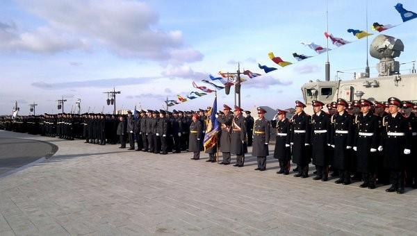 Thêm tàu tên lửa tàng hình cho hạm đội Caspi