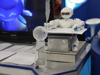 Robot Việt Nam 'nhận giải' tại Mỹ