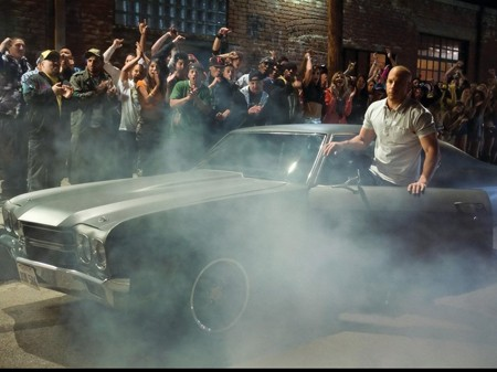 Tìm hiểu dàn xe trong Fast&Furious 6