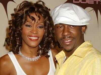 Chồng cũ Whitney Houston không được mời dự đám tang vợ