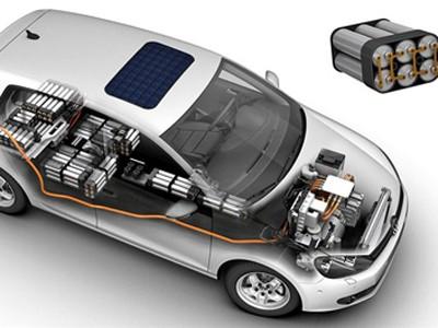 Hình ảnh đầu tiên của Volkswagen Golf chạy điện