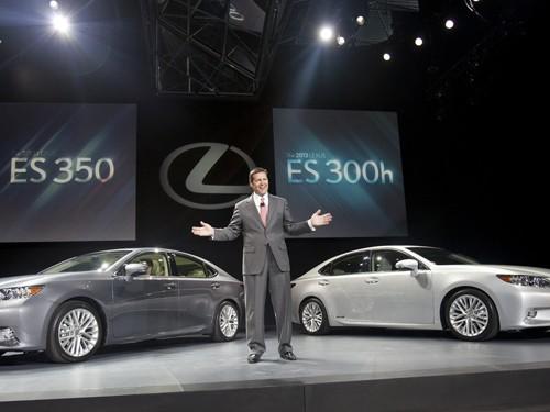 Lexus ES 300h: Sang và 'sạch'