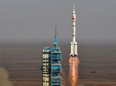 Tàu vũ trụ Thần Châu 9 của Trung Quốc
