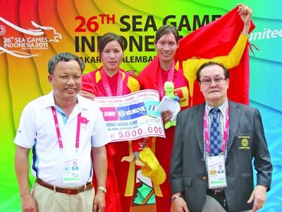 VTV mua bản quyền truyền hình SEA Games 27