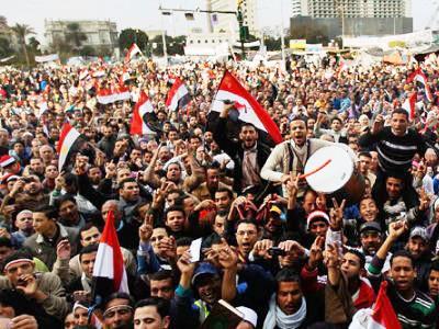 Ai Cập: Biểu tình đòi thành lập cơ quan tư pháp