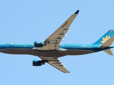 Vietnam Airlines tặng vé cho trẻ dưới 12 tuổi