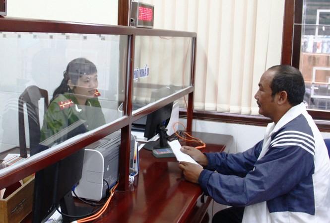 Chọn thí điểm siết nhập khẩu, nhưng quận Hải Châu chưa nhận được văn bản hướng dẫn (ảnh chụp tại trung tâm hành chính quận Hải Châu ngày 3 - 2). Ảnh: Nguyễn Huy