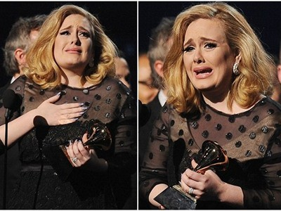 Adele – Nữ hoàng Grammy 2012