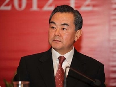 Nhật Bản lạc quan về tân Ngoại trưởng Trung Quốc