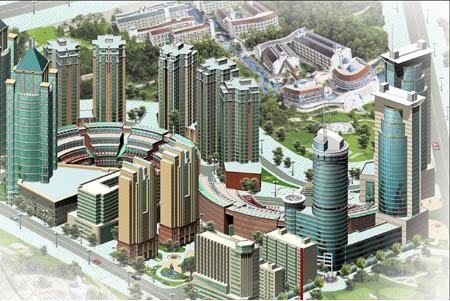 Đề nghị cho làm khu đô thị mới Nam An Khánh