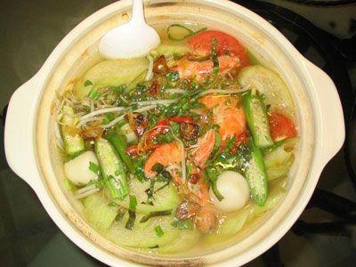 7 món ăn từ tôm, tép bổ thận tráng dương