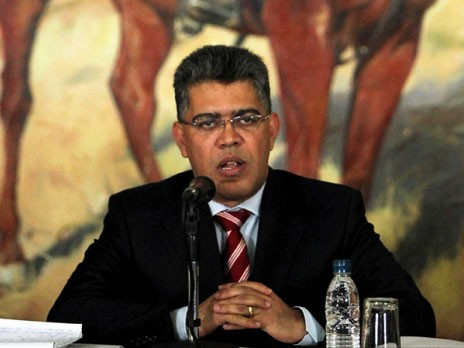 Bộ trưởng Ngoại giao Venezuela Elias Jaua