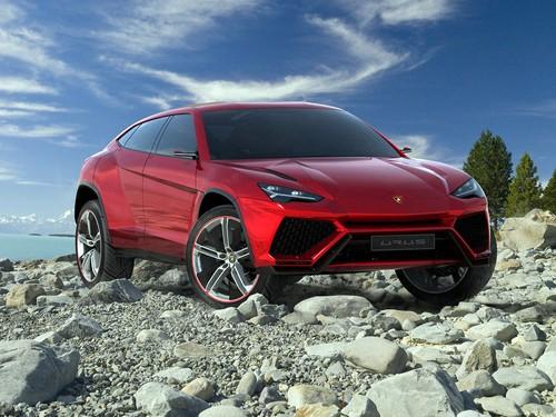 Thêm hình ảnh Lamborghini Urus