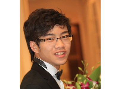 """""""Cậu bé vàng piano"""" Nguyễn Việt Trung Muốn vượt Lang Lang"""
