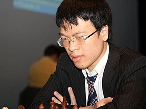 Quang Liêm đứng thứ 56 tại giải Aeroflot 2012